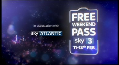 Sky poker weekend pass