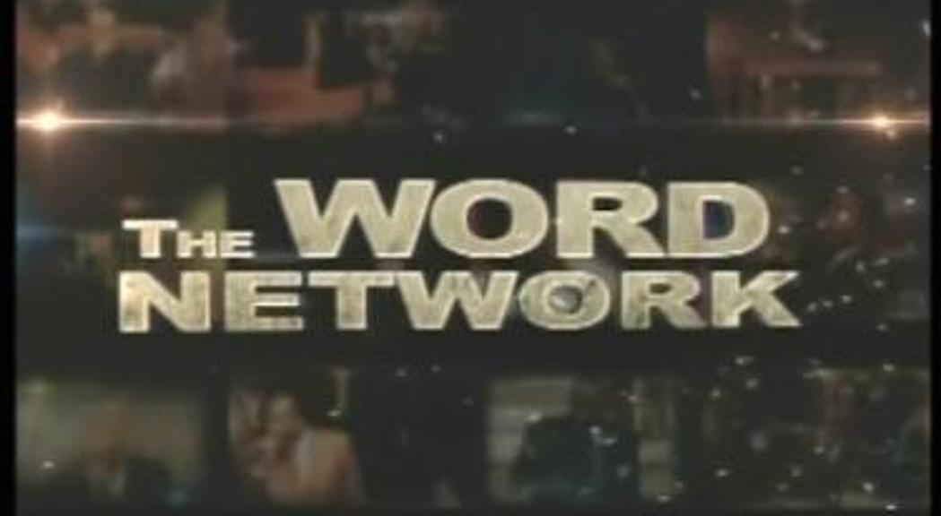 The Word Network Idents & Presentation | Presentation Archive