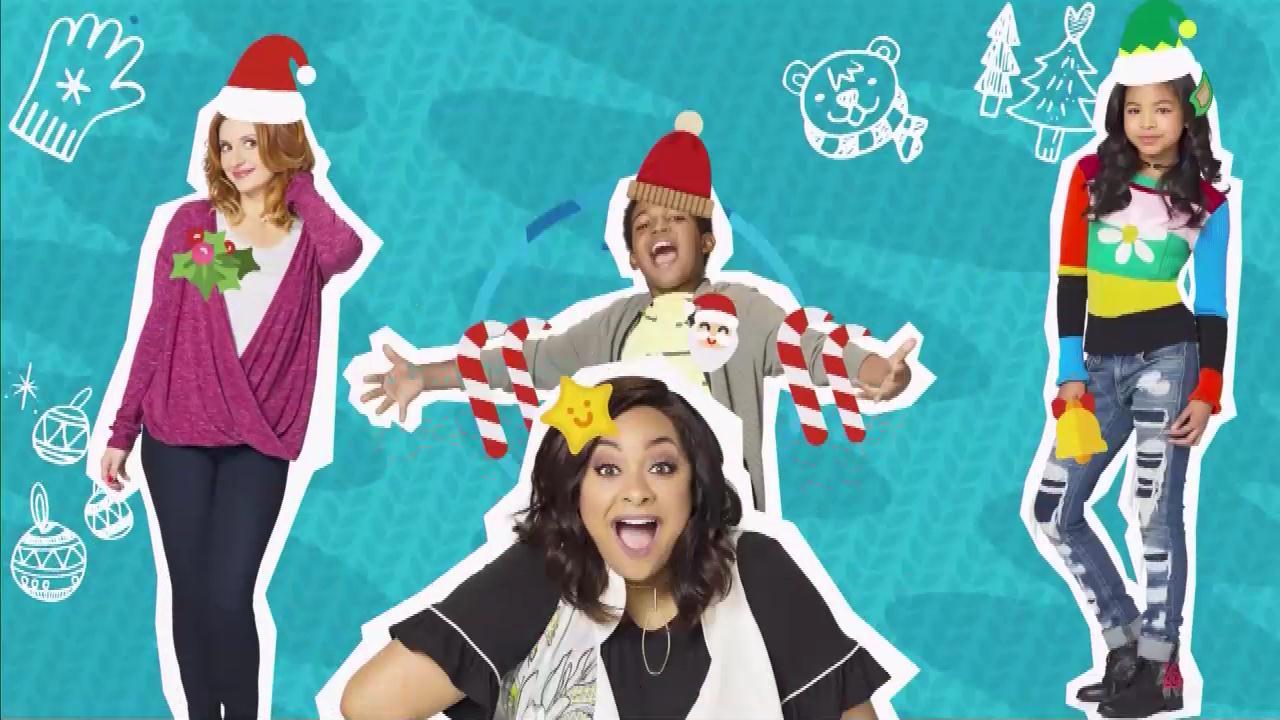 disney channel liveaction christmas ident 2017 disneyabc television group - Disney Channel Christmas
